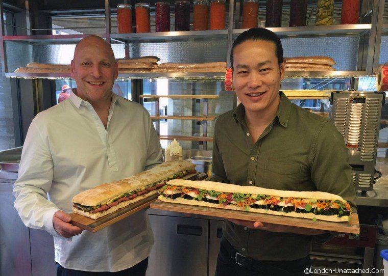 Street Kitchen Sandwich Founders