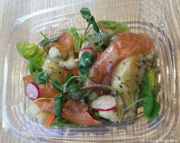 Street Kitchen Sandwich Salad