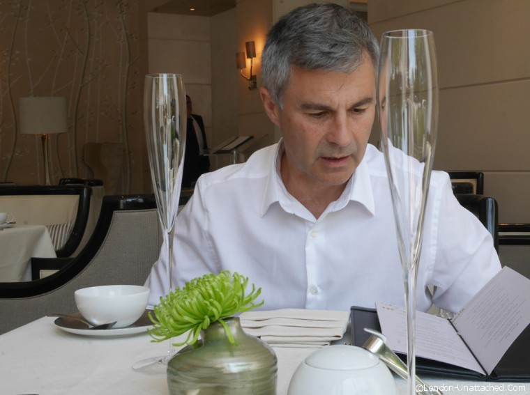 The Hedonist at the Intercontinental Hotel