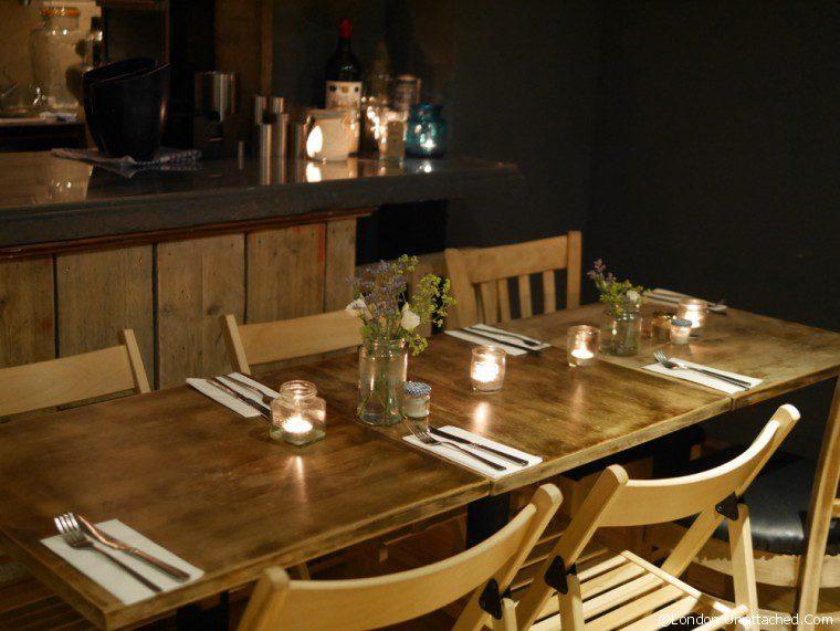 jar kitchen table