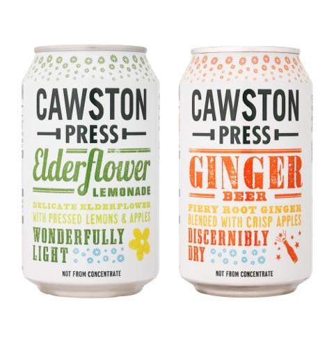 CAWSTON PRESS_ELDERFLOWER & GINGER