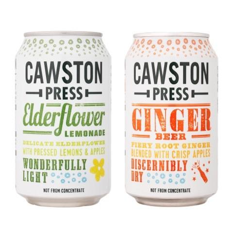 CAWSTON PRESS_ELDERFLOWER & GINGER