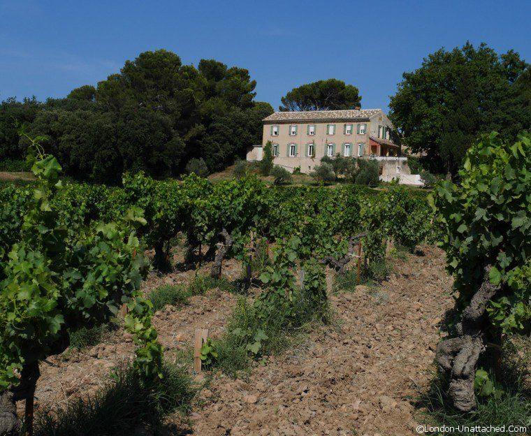 Chateau Maucoil - Terroir - Cotes du Rhone