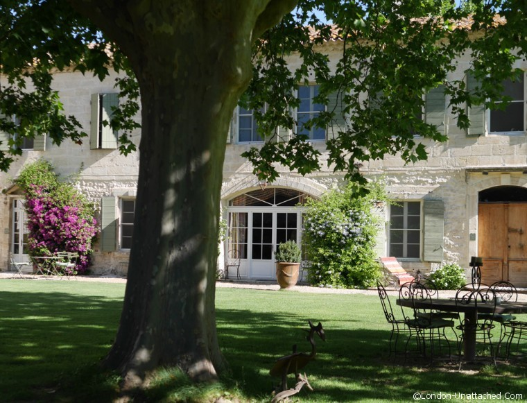 Domaine des Clos Gardens - Terroir - Cotes du Rhone