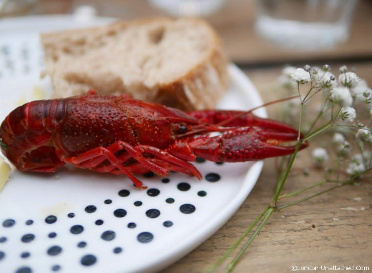 Fika Crayfish poetry