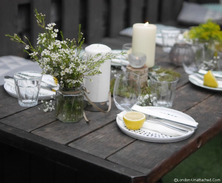 Fika Table Setting