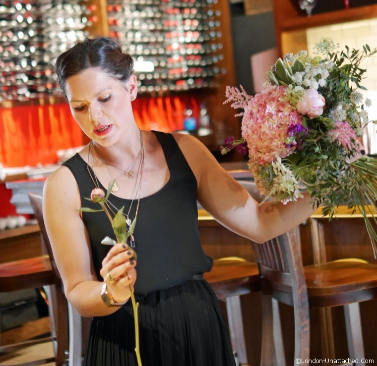 How to make a tied bouquet - villandry