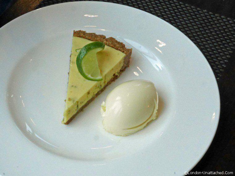 Manhattan Grill Key Lime Pie