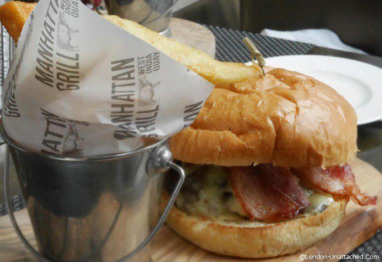 Manhattan Grill - USA Burger