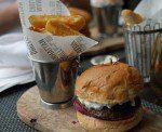 Burger Challenge – Manhattan Grill, Canary Wharf