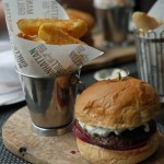 Burger Challenge – Manhattan Grill, Canary Wharf