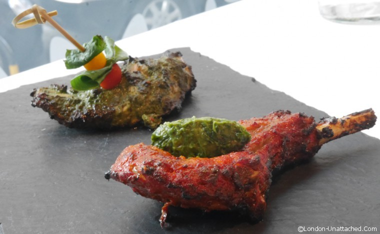 Moti Mahal Lamb and chicken