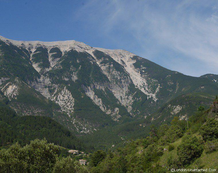 Near Brantes, Vaucluse, Provence France