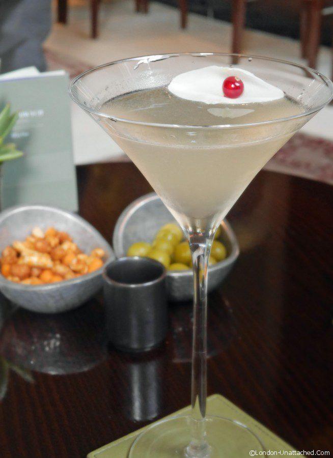 One Aldwych Gin Cocktails 4