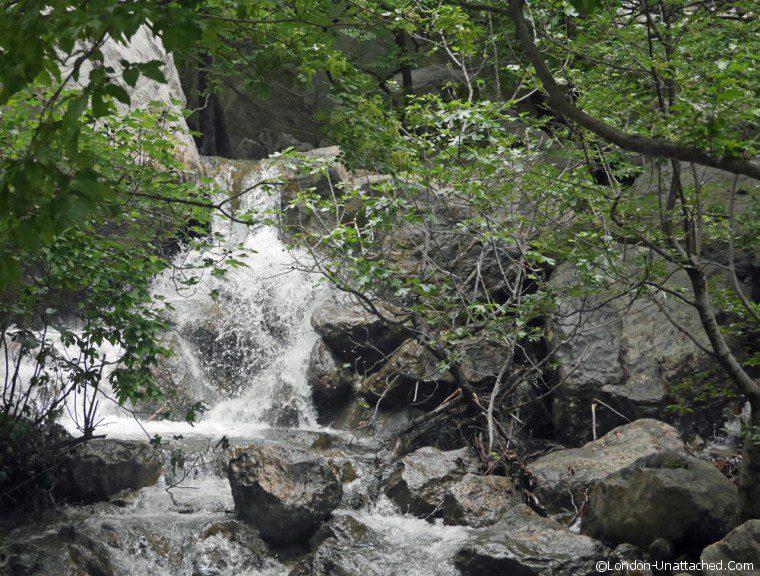 Paklenica stream