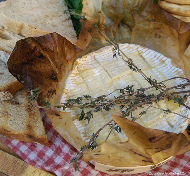 The Beehive Camembert