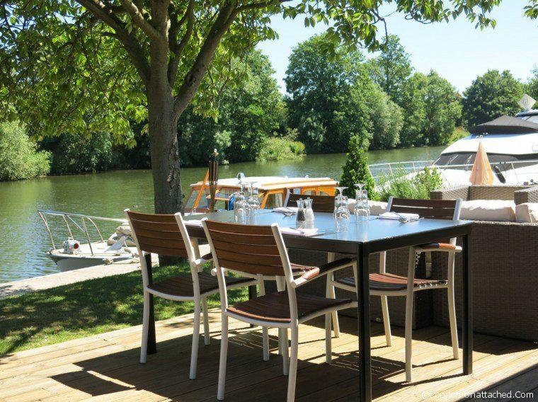 Riverside Brasserie - Terrace 2