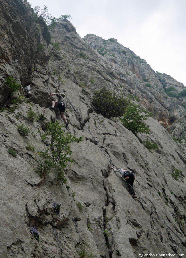 Rock Climbing Paklenica