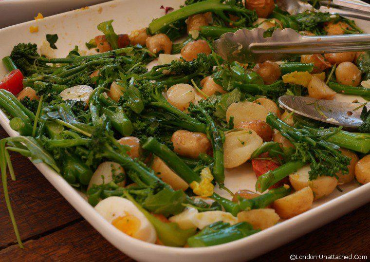 Sally White Salad