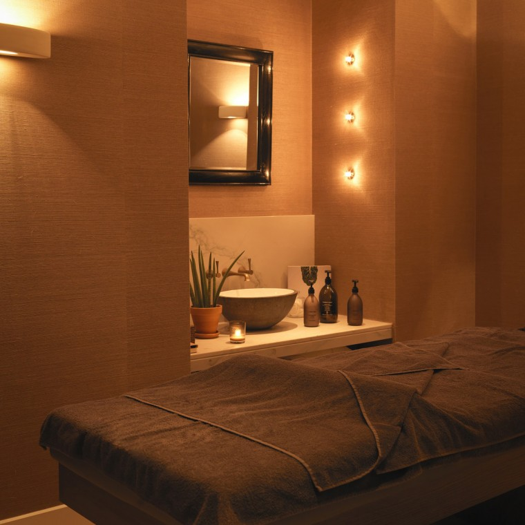 South Kensington Club Massage Room