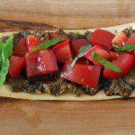 Vegetarian Tapenade – cut the anchovies, keep the taste