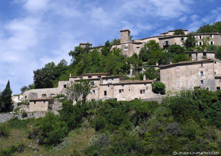Terroir - Cotes du Rhone - Brantes, Vaucluse