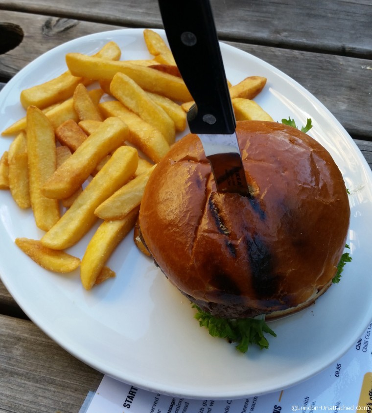 The Beehive - Burger