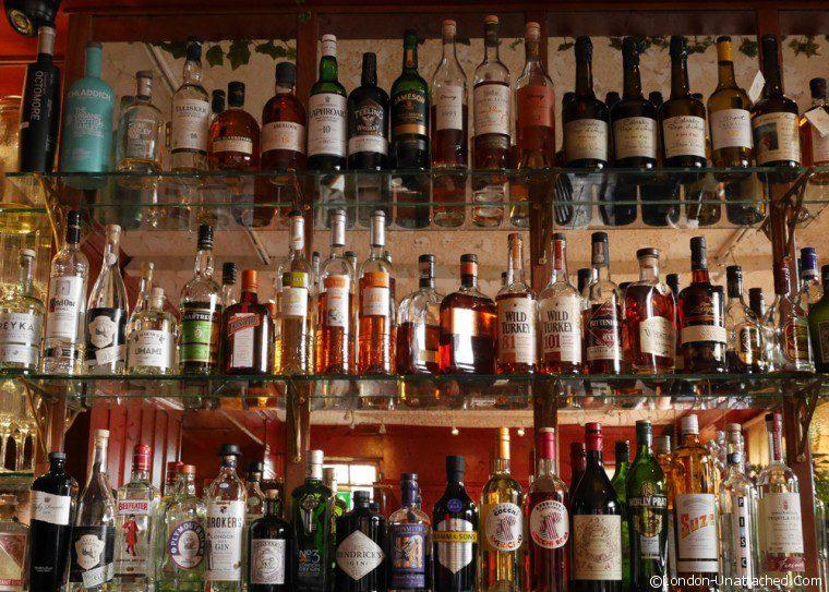 The Richmond - Bar