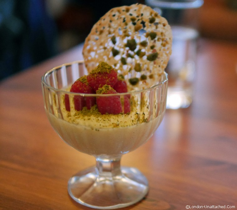 The Richmond - Lemon Mousse