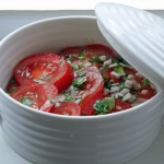 Basic Summer Cooking – Tomato Salad
