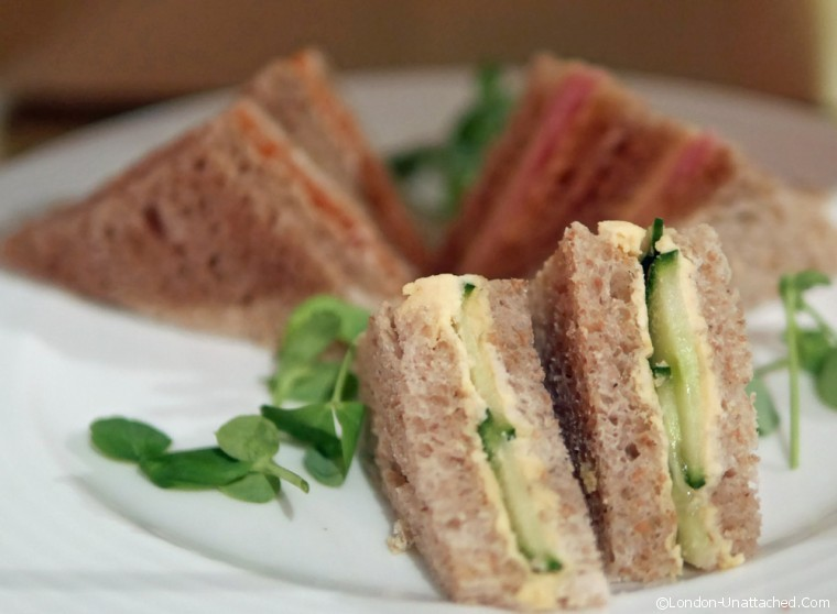 Villandry Afternoon Tea Sandwiches