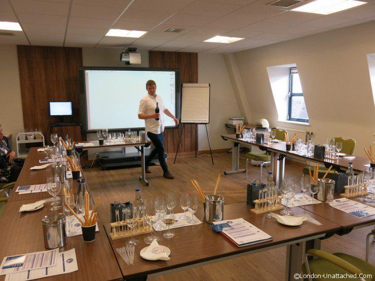 WSET Classroom