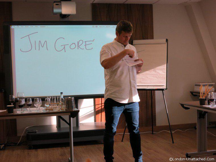WSET Jim Gore Explains