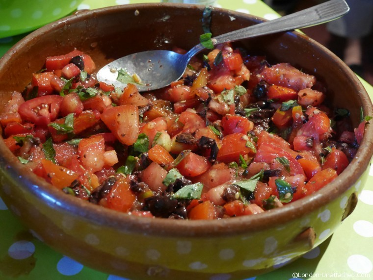 brantes tomato salad