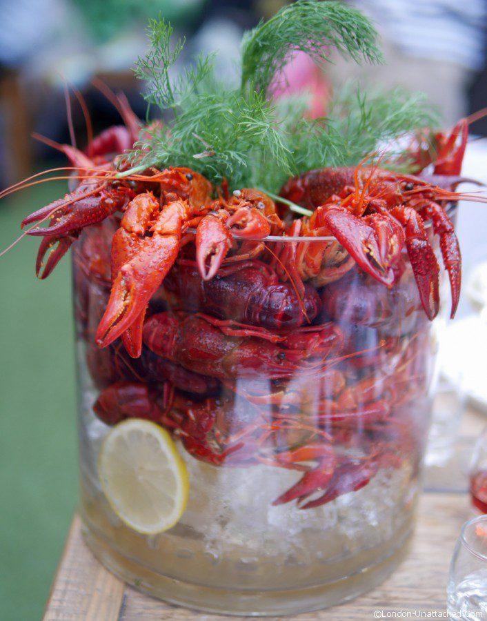 fika - crayfish