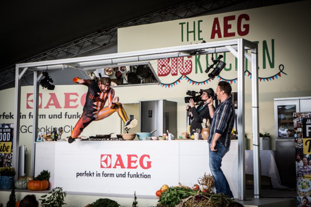 AEG Big Feastival