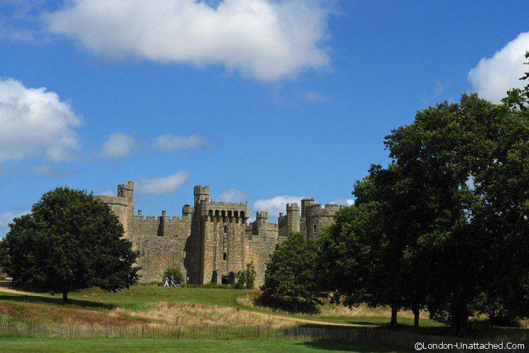 Bodiam Castle Distance