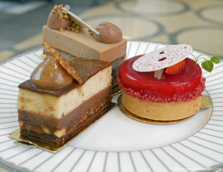 Corinthia Afternoon Tea Cakes 2