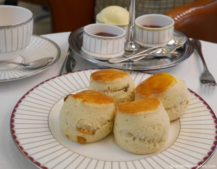 Corinthia Afternoon Tea Scones