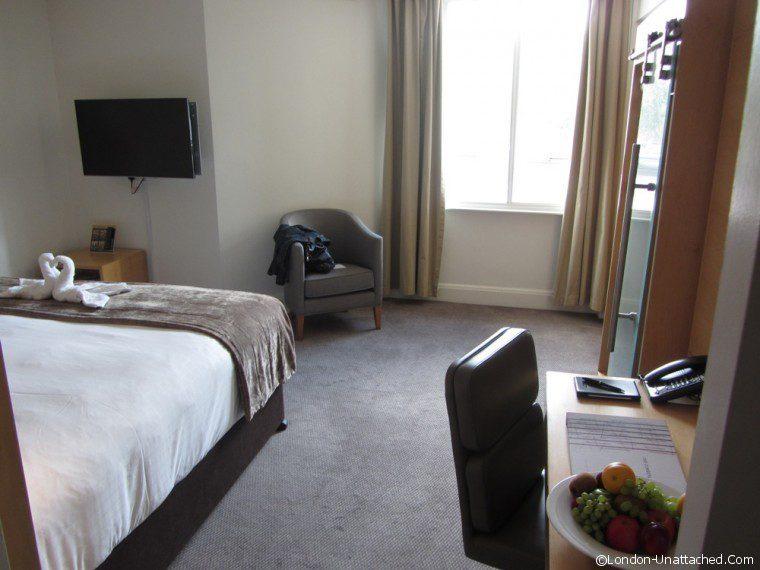 Cumberland - room