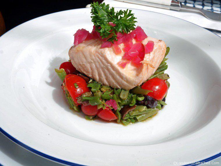 Iddu - Salmon