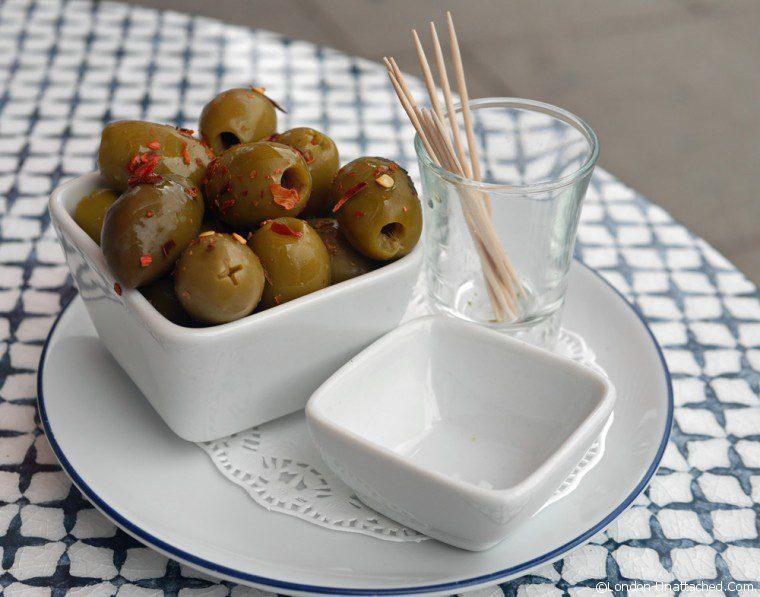 Iddu - olives