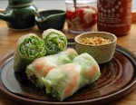 Keu Vietnamese Kitchen Soho - Summer Roll