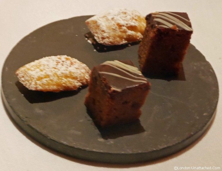 New St Grill Petit Fours