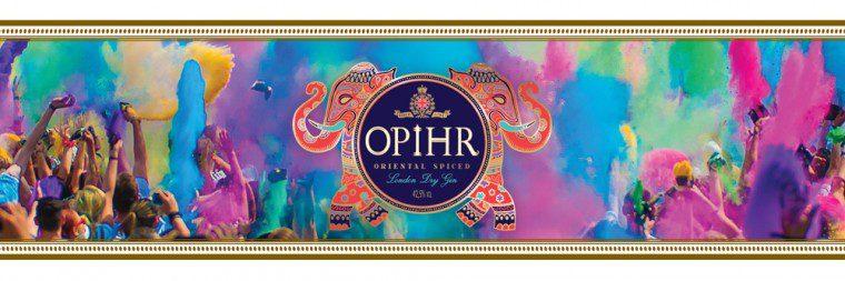 Ophir Oriental Spiced Gin Holi Festival