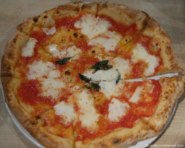 Pizza - RossoPomodoro chelsea