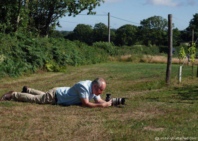 Sedlescombe - shooting like a pro