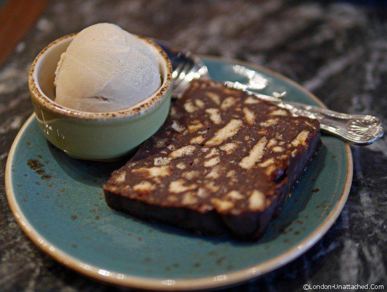 Suvlaki Dessert