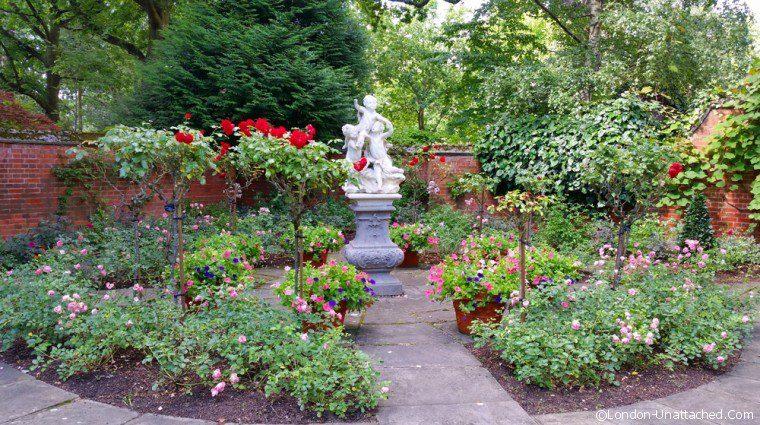 Warren House Roses