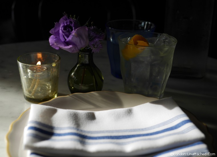 Charleston - the ordinary table setting - Charleston South Carolina
